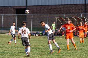 Boys JV Soccer vs. Wheeler