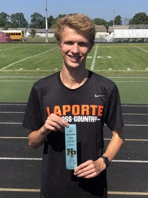 LPCC Boys Finishes Middle of the Pack at New Prairie Invitational