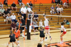 Volleyball vs. Crown Point