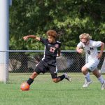 Slicers Boys Soccer wins at home vs Mishawaka 1 – 0