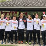Boys Cross Country Earns 4th Place Finish at DAC Championship