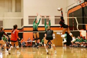 Volleyball @ Warsaw Tourney