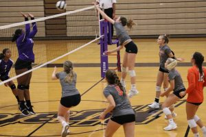 Varsity Volleyball vs. Merrillville