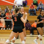 Briggs and Cooper Make IHSVCA Academic All State