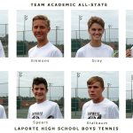 LaPorte Boys Tennis earns Team Academic All-State Honors