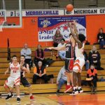 Boys Varsity Basketball falls to Goshen 72 – 71
