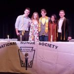 Slicer Tennis Players in National Honor Society
