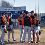 Boys Varsity Baseball falls to Merrillville 4 – 2