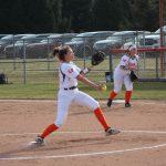 Girls Varsity Softball falls to Crown Point 15 – 3