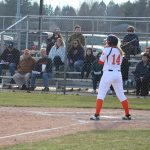 Girls Varsity Softball falls to Crown Point 13 – 0