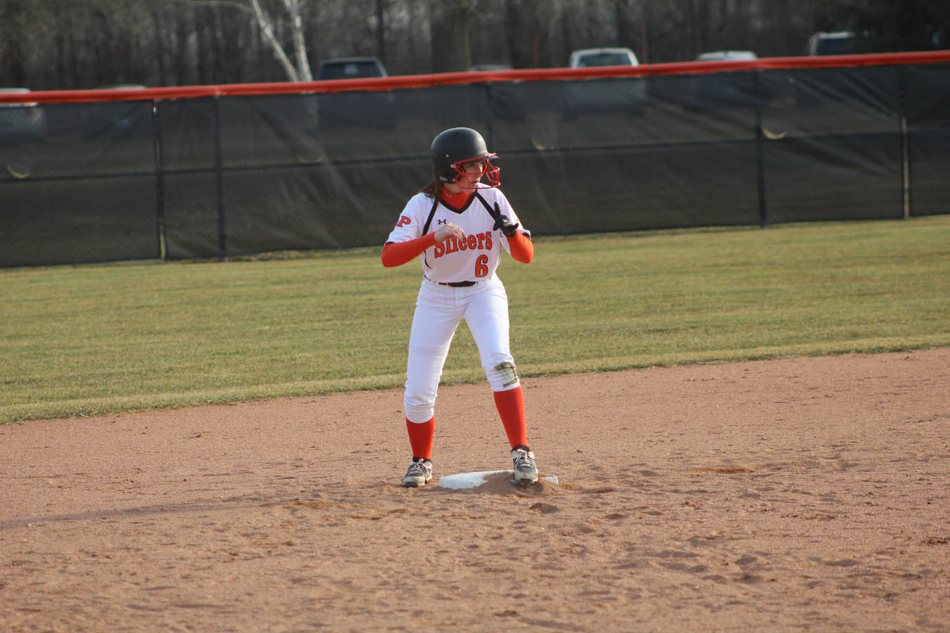 Girls Varsity Softball falls to Chesterton 6 – 5