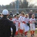 Girls Varsity Softball beats Portage 10 – 9