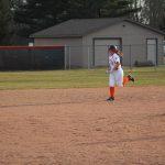 Girls Varsity Softball falls to Portage
