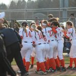 Girls Varsity Softball beats Tournament 16 – 15