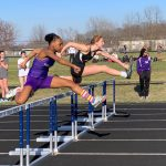 Girls Track @ Michigan City
