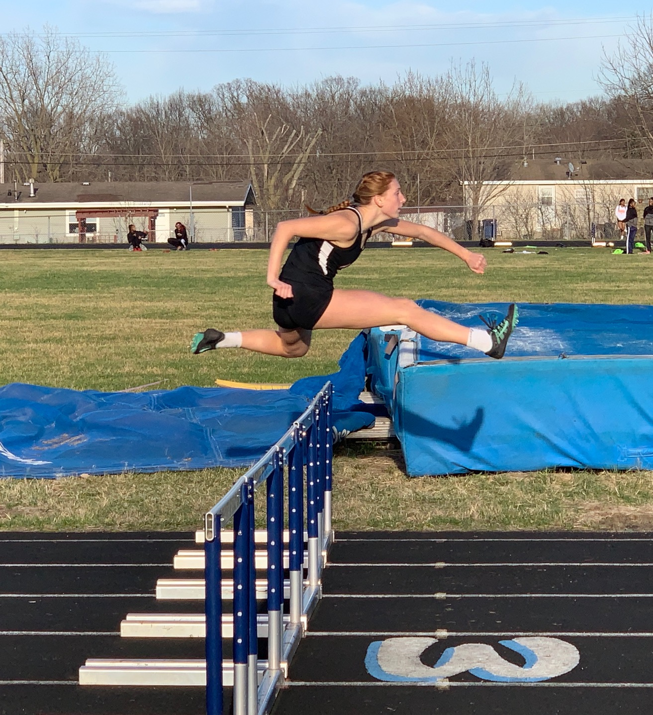 Several Slicers Named to All DAC Track Team