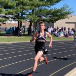 Boys Track competes well at Dick Deardurff Classic