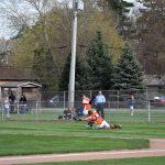 Boys Varsity Baseball falls to New Prairie 9 – 0
