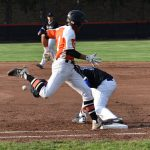Boys Varsity Baseball beats Highland 4 – 3