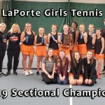 LaPorte wins 2019 Girls Tennis Sectional Championship