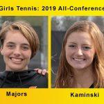 Girls Tennis:  Slicers named All-Conference
