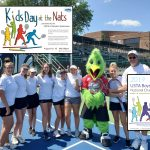 LaPorte volunteers at National Kids Day