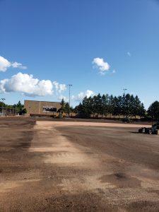 Schreiber Field Renovation