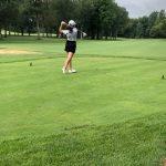 Girls Varsity Golf puts on strong showing at KV Invite