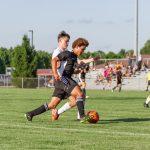 LPHS Boys Soccer loses to Hammond Clark
