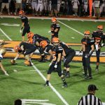 Boys Varsity Football falls to New Prairie 48 – 14