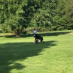 Girls Varsity Golf falls to New Prairie 205 – 227