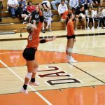 Volleyball vs. Portage