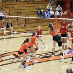 Slicers Cruise Past Portage