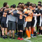 LPHS Boys Soccer loses to SB Adams