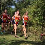 LP CC Girl's Earn 13th at Harrison (West Lafayette) Invite