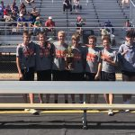 LaPorte Boys Cross Country Finishes 4th at Bob Thomas Invite