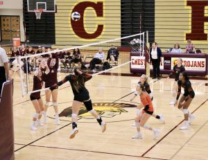 Volleyball vs. Chesterton