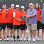 LaPorte Boys Tennis Wins Slicer Invite