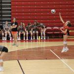 JV Volleyball vs. Portage