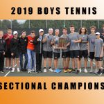 Boys Tennis Wins Sectional Championship