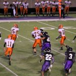 Freshman Football vs. Merrillville