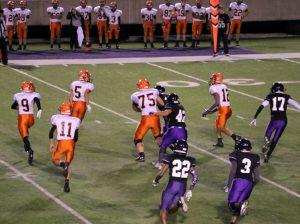 Freshman Football vs. Merrillville