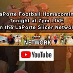 LaPorte vs. Michigan City – LIVE on YouTube on the Slicer TV Network