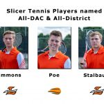 Slicers Honored for Conference & District Play