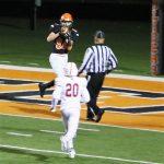 Boys Varsity Football beats Portage 20 – 14