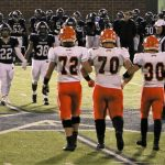 Slicers Sectional Football vs. Michigan City