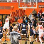 Boys Varsity Basketball falls to Riley 70 – 66