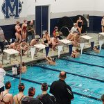 LaPorte vs Michigan City Boy Swimming