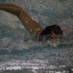Girls Varsity Swimming beats Merrillville 125 – 47
