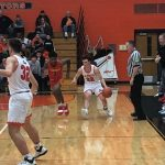 Boys Varsity Basketball falls to Jefferson HS 96 – 83